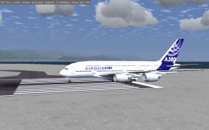 FlightGearの神戸空港について
