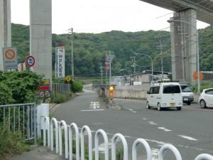 太山寺旧道(旧兵庫県道16号線)を歩く