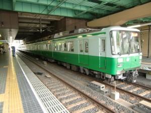 神戸市交通局からチョッパ制御車消滅と、行灯発車標の話題