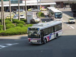 今年の徳バス新車(日野レインボー 2KG-KR290J3)