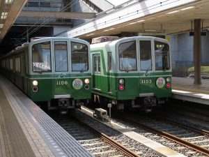神戸市交通局1000形の形態差講座 【1時限目】1000形についての基礎知識