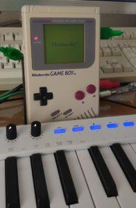ArduinoBoyで遊ぶ その①